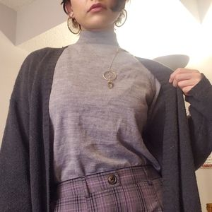 Lord & Taylor Wool Turtleneck sweater